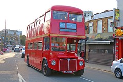 RML897 (keith-v) Tags: london bus company routemaster rml897 route 257 passes maryland station