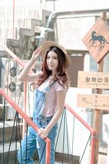 DSC_4764 (錢龍) Tags: 張倫甄 光復新村 外拍 時裝 眷村 nikon d850 cute girl 人像 甜美 長髮