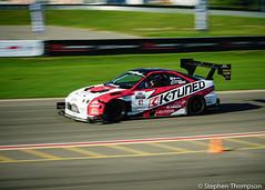 Unlimited class Acura Integra (S. M. Thompson) Tags: car racecar motion panning racing blur motorsport acura honda integra timeattack timetrial