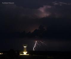 (Rafaela Pancha) Tags: thunderstorm lightning relâmpago