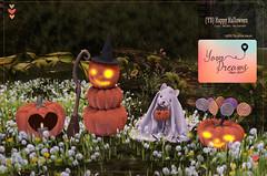 {YD} Happy Halloween ({Your Dreams}) Tags: yourdreams halloween cute decoration