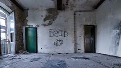 Dead Help (ostplp) Tags: perdu exploration urbex friche abandonné ancien vintage dead lost chateau patrimoine desert disparu