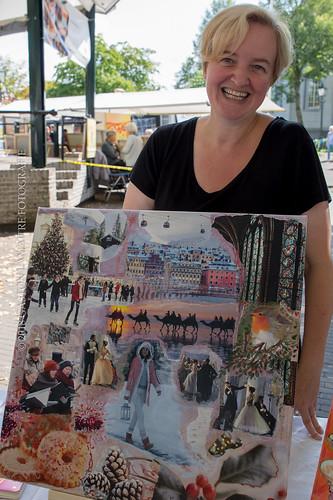 Kunstmarkt Baarn 2018