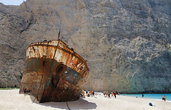 _MG_8231 (chazheng) Tags: shipwreck zakynthos greece blue caves europe city canon culture history art centuries traditions architects landscape famous wonderful interesting perspective flickr attraction building fullframe street people navagio beach