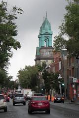Petite Italie - Montréal (-AX-) Tags: boulevardstlaurent bâtiment lapetitepatrie montréal petiteitalie église