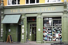 2018-9-28 The Winding Stair - Bookshop, Dublin, Ireland