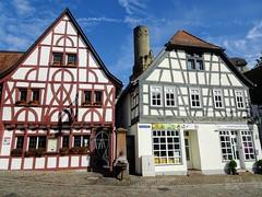 Eppsteiner Altstadt (sharon.corbet) Tags: eppstein altstadt autumn burgeppstein hessen germany 2018 fachwerkhäuser castle germanarchitecture