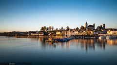 Golden Hour in Rapperswil (no.zomi) Tags: rapperswil zeiss sony a7rm2 a7 variotessartfe41635 switzerland