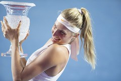 the day belongs to Dayana Yastremska (hiuyu) Tags: phkto2018 servedwithgreatness tennis singles dayana yastremska wangqiang firsttitle wta girls sports hk hongkong photography canon1dx canon300 canon 2018 18yearsold ukr ukraine