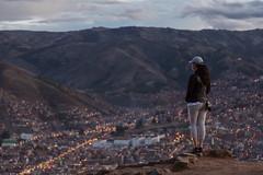 Cristo Blanco, Cusco, Peru