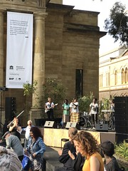 tarnanthi / john mawurndjul opening-5 (bill doyle [mobile]) Tags: traditional indigenous aboriginal abstract iphone7plus culture billdoyle exhibition opening southaustralia aborigine event southaustralian sa art artgalleryofsouthaustralia opening2018 artexhibition adelaide artist artwork iphone7 openingnight cultural agsa