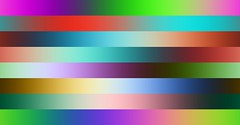 Cosine Gradients (spaghetticoder77) Tags: colorama color gradient cosine wave frequency amplitude phase generative spaghetticoder77 offset rgb colour proce55ing processing
