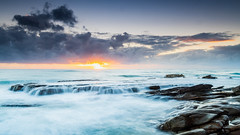 All I See Is You (Visual Clarity Photography) Tags: 2018 spring landscape nisifilters nisihorizonneutraldensityfilter nikond500 d500 whitewater sunrise nisind8filter nikkor1635mmf4ed longexposure september rocks seq au landscapephotography clouds ocean sunshinecoast coolum pacificocean qld nisireversegradnd8 nikon seascape southeastqueensland australia pointarkwright queensland