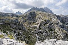 Road to Port de sa Calobra, Mallorca, 2018 (Michael Neeven) Tags: portdesacalobra sacalobra calobra road mallorca majorca 2018 spain spanje spanien espagna espaniol