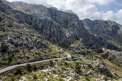 Road to Port de sa Calobra, Mallorca, 2018 (Michael Neeven) Tags: portdesacalobra sacalobra mallorca majorca 2018 spanje spain spanien espagna espaniol