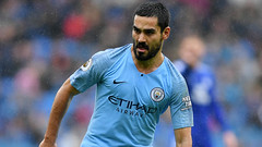 Gundogan looking forward to 'real test' against Liverpool (dsoccermaster) Tags: worldcup 2018 fifa world cup russia sport soccer clubsoccer feedroutedeurope feedroutedasia cardiff wales unitedkingdom gbr