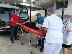 Unidad de salud de San Rafael Cedros, Cuscatlán 4