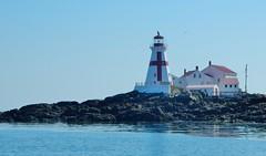 East Quoddy Head Lighthouse (Haikiba) Tags: wilsonsbeach newbrunswick campobelloisland eastquoddylighthouse lighthouse