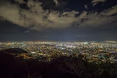 The night view of Sapporo (小林諒斗) Tags: nightview sapporo hokkaido sony α6000
