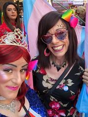 August 2018 - Leeds Pride (Girly Emily) Tags: pride parade leeds lff leedsfirstfriday leedspride rainbow love inclusion tolerance acceptance proud crossdresser cd tv tvchix tranny trans transvestite transsexual tgirl tgirls convincing feminine girly cute pretty sexy transgender boytogirl mtf maletofemale xdresser gurl glasses dress