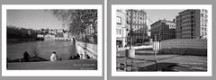 Livrets - Couvertures (Paysage du temps) Tags: livret catalogue exposition exhibition frontieres lyon 1er 9ph festival
