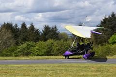 G-CBOO (NathaTaggart C42) Tags: landing cmore carrickmore rotax912