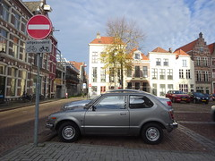 05-NV-50 HONDA CIVIC AUTOMATIC  1976 Deventer (willemalink) Tags: 05nv50 honda civic automatic 1976 deventer