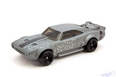 1-64_Hot_Wheels_Fast_Furious_Ice_Charger_unrivet_2 (Sigi D) Tags: 164 hotwheels hot wheels dodge ice charger dominic toretto furious8 fast furious fastfurious fate