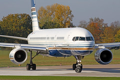 Boeing 757-256 - EC-HDS - HAJ - 10.10.2018 (2) (Matthias Schichta) Tags: haj hannoverlangenhagen eddv boeing 757200 echds privilegestyle planespotting flugzeugbilder