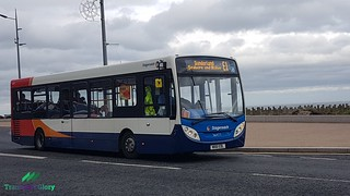 Stagecoach South Shields: NK61 EDL/36477