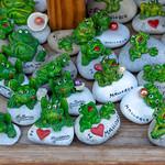 I love Mallorca - Kieselsteine mit Fröschen als Souvenir thumbnail