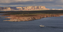 USA - ARIZONA - LAC POWELL (AlCapitol) Tags: nikon d800 page usa lacpowell lake arizona falaise cliff