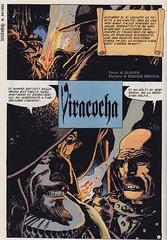 Lanciostory #v18#44 / Viracocha (micky the pixel) Tags: comics comic fumetti heft adventure euraeditoriale lanciostory waltherslavich enriquebreccia viracocha peru franciscopizarro