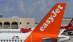 OE-ICB LMML 15-10-2018 (Burmarrad (Mark) Camenzuli Thank you for the 13.7) Tags: airline easyjet aircraft airbus a320214 registration oeicb cn 6606 lmml 15102018
