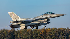 Lockheed Martin F-16C Jastrząb (4074) (Michał Banach) Tags: 31bazalotnictwataktycznego 31blt canon epks f16 jastrząb krzesiny lockheedmartinf16cjastrząb poland polishairforce polska poznań sigma150600f563dgoshsmsports wojskopolskie airbase aircraft airplane aviation cjet sky greaterpolandvoivodeship pl