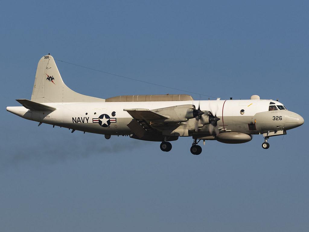 "Risultati immagini per Lockheed EP-3E ""Aries II"" ( 156511 )"