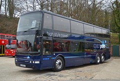 Coachpoint A14 CPX (tubemad) Tags: coachpoint a14cpx jonckheere monaco volvo b12t cobham spring rally