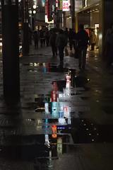 某日 (atmo1966) Tags: digitalphotography pentax pentaxkx smcpentaxdal1855mmf3556al certainplace nightphotography rain