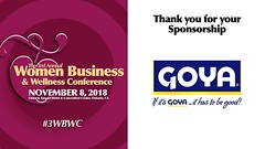 WBWC'18_Goya1 (Hispanic Lifestyle) Tags: 3wbwc business expo conference women wellness