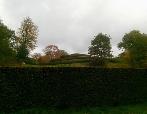 Fredensborg Slot - Sneglebakken (Snail Hill)