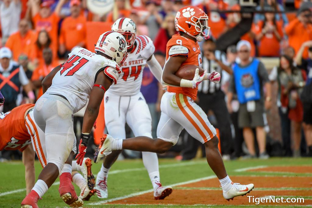 Clemson Photos: Travis  Blanks, 2018, Football