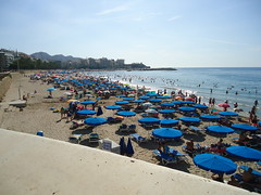 BENIDORM - SEPTEMBER 2018 (CovBoy2007) Tags: spain espania spanish costablanca benidorm mediterranean med poniente beach playa ponientebeach