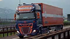 I - A. Luterotti DAF XF 106 SSC (BonsaiTruck) Tags: luterotti daf lkw lastwagen lastzug truck trucks lorry lorries camion caminhoes