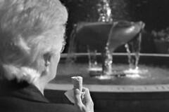 A Twister Twisting (macromary) Tags: 50mm summicron leicaflexsl leica leitz leicaflex slr primelens vintage camera manual film 35mmfilm filmcamera vintagecamera vintagelens oldglass mechanicalcamera analog availablelight analogphoto bw monochrome blackandwhitefilm blackwhitefilm 35mm 35mmbwfilm analogphotograph kodakfilm kodaktrix400 castlepark bangor codown countydown bangorcountydown northernireland nireland northdown uk unitedkingdom ulster iso400 fountain