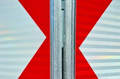 SDIM5112 Kopie (sven_fargo) Tags: austria abstract art abstractphotography abstraction streetphoto sigma street streetphotos streetphotography detail dp3 details detailphotograpy dailypic dailywalk quattro wien wall urban österreich odd old minimalism mnmlsm minimal minimals metall vienna red lines
