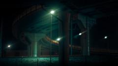 Bridge (igor.relsov) Tags: bridge fog rail street night midnight light streetphoto