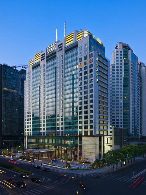 ケリー ホテル 北京