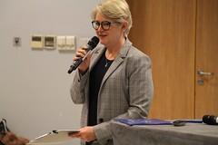Agnieszka Kozłowska-Rajewicz otwiera konferencję