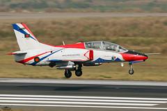 14327: Bangladesh Air Force K-8W Karakorum. (Samee55) Tags: bangladesh dhaka dac vghs hsia 2018 planespotting planespotter psbd aviation aviationphotography aviationimages aviationinbangladesh avgeek canonaviation militaryaircraft militaryaviation militaryofbangladesh baf bangladeshairforce chineseaircraft hongdu k8w karakorum jettrainer canon eos kiss x8i