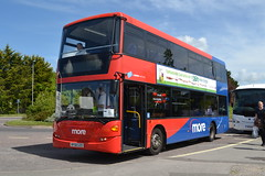 Go South Coast more 1199 HF58GZO (Will Swain) Tags: wareham 13th may 2018 bus buses transport travel uk britain vehicle vehicles county country england english go south coast more 1199 hf58gzo gsc goahead group williamsdigitalcamerapics101